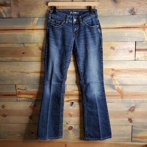 "Silver Jeans womens ""Suki Surplus"" 26x30"